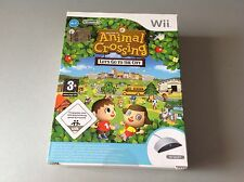 Animal Crossing: Let's Go To The City With Wii Speak Nintendo Wii 1 Stampa Pal