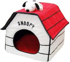 Peanuts Snoopy Foldable Soft Pet House for Indoor