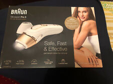Braun Silk Expert Pro Hair Removal Homedics Brush - PL5124