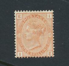 GB 1883, 1sh Wmk CROWN PL#13, VF MINT SG#163 CAT£750 (SEE BELOW)