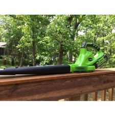 Cordless Leaf Blower Variable Speed Sweeper Outdoor Garden Yard Power Tool Only