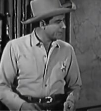 Sheriff of Chochise Classic 1950s TV Crime Series on DVD
