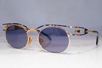 CAZAL Mens Womens Vintage 1990 Sunglasses Gold IMMACULATE MOD 268 COL 501 23537