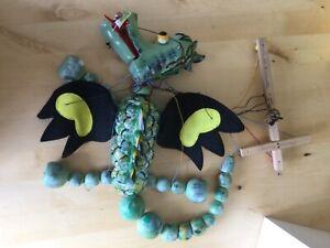 Pelham Puppet Mother Dragon