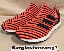 Men's Adidas Nemeziz Tango 17+ 360 Agili - Size 12 - Solar Orange/Black - CG3659