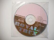 ROYAL TRUX : ACCELERATOR (I'M READY / YELLOW KID,..) ♦ CD ALBUM PORT GRATUIT ♦