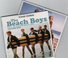 BEACH BOYS - LIVE AT KNEBWORTH 1980: PROMO 2 CD SET / GOD ONLY KNOWS, LADY LYNDA