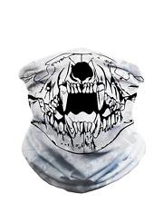 iHeartRaves Seamless Face Mask Bandanas for Dust, Music Festivals, Raves, Riding