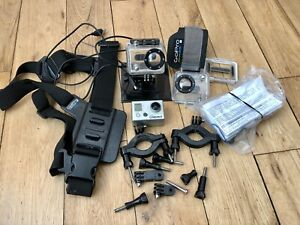 GoPro Hero HD Camera And GOPRO Extras