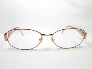 Salvatore Ferragamo 1701 611 52/17 135 Italy Designer Eyeglass Frames Glasses