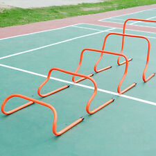"""New9"""" Football Soccer Speed Agility Training Hurdles 1PC Outdoor Sports Team"""