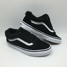 "Vans Men/Women's Shoes ""Old Skool Sherpa"" Black"