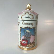 Lenox Porcelain 1995 Walt Disney Collection Caraway Spice Jar Dumbo Elephant