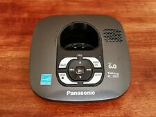 Panasonic KX-TG6431 Main Base Unit Only for DECT 6.0 Cordless Phone System