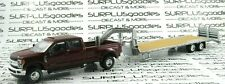 New ListingGreenlight Ruby 2019 Ford F-350 F350 Lariat Dually Pickup w/Gooseneck Trailer