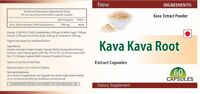 Kaava Extract Capsules 500 mg For Anxiety Insomania Stress Sleepness Depression