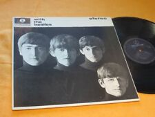 The Beatles With The... Dutch PARLOPHONE... Vinile/COVER: MINT (-) topcopy