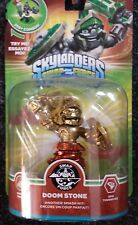 Skylanders Swap Force Rare Chase Variant Bronze/Gold Doom Stone WiiU Xbox PS3