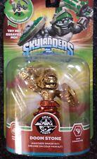 Skylanders Swap Force Rare Chase Variant Bronze/Gold Doom Stone WiiU Xbox PS3