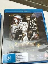 trinity blood collection bluray japanese anmie