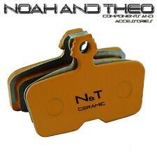 N&T Avid Code & Code R (Post 2011) Ceramic Disc Brake Pads