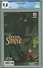 Doctor Strange #18 CGC 9.8 Irina Nordsol Variant Cover Edition Bring on Bad Guys