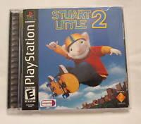 Stuart Little 2 (PlayStation PS1) Black Label Complete Excellent