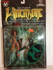 WITCHBLADE CLAYBURN MOORE AWESOME SCULPT OOP HTF RARE
