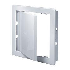 Bianco Pannello Di Accesso 200x200 mm/20.3cmx20.3cm Plastica Ispezioni