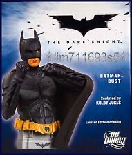 Batman The Dark Knight Batman Bust DC Direct