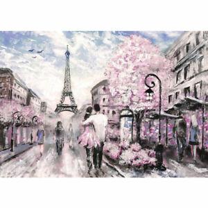 Fototapete Stadt Paris Frankreich Kunst Eiffelturm Liebe liwwing no. 4551