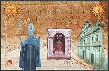 Macau - 400 Jahre St.-Pauls-Kirche postfrisch 2002 Block 101 Mi. 1203