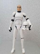 Star Wars Clone Wars Trooper Chopper Action Figure Hidden Enemy Hasbro 2010