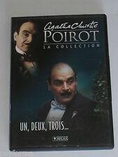 DVD editions ATLAS - la collection HERCULE POIROT - Agatha Christie - VOLUME 9