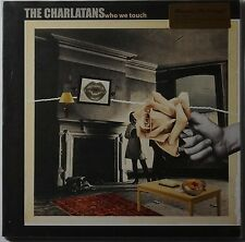 The Charlatans - Who We Touch 2LP extended 180g vinyl NEU/SEALED gatefold sleeve