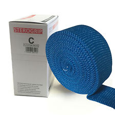 Steroplast Sterogrip Blue Catering Kitchen Elasticated Tubular Bandage Size C