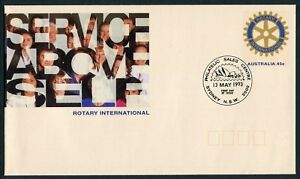 ROTARY INTERNATIONAL CONVENTION MELBOURNE 1993 - PSE CANCELLED FDI (JP)