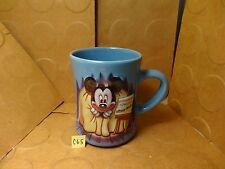 Starring Tonight Mickey Mouse Mug w/3D Image, Disney (Used/EUC)