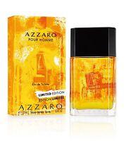 Azzaro Pour Homme Eau de Toilette Spray Men Perfume 100 ml New Limited Edition