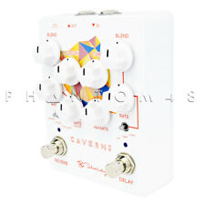Keeley  New Caverns Delay Reverb V2 dual effect pedal