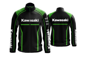 Kawasaki Team Jacket Motorcycle Merchandise & Clothing
