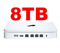Apple Time Capsule 8TB Wireless Wi-Fi A1254 1st Gen Upgraded HD from 500GB - 8TB