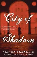 City of Shadows: A Novel of Suspense-ExLibrary