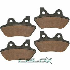 Front Brake Pads For Harley Davidson FLHTC 1450 Electra Glide Classic 2005 2006