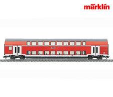 Märklin 43585 Doppelstockwagen 2. Kl. DB AG ++ NEU in OVP