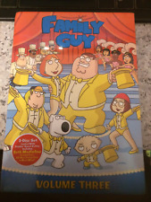 Family Guy Volume 3 DVD Brand New in Box