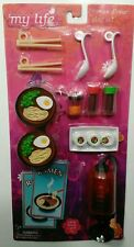 "My Life As 18"" Doll Ramen Dinner Play Set With Working Lamp"