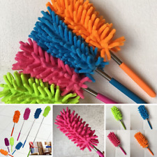 Microfiber Duster Cleaning Brush Extendable Handle Soft Ceiling Fan Dust Cleaner