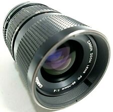 Canon FD 35-70mm F4 Wide Angle Zoom Lens UK Fast Post