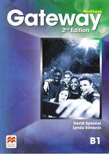 Macmillan GATEWAY B1 2nd Edition Workbook @BRAND NEW@